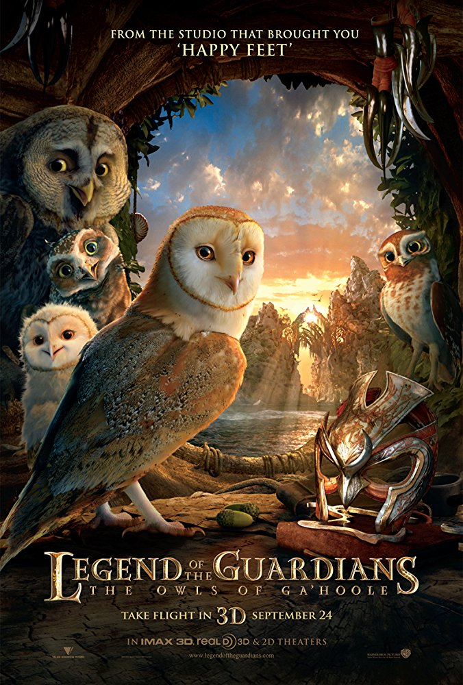 Legend of the Guardians 2010 مترجم