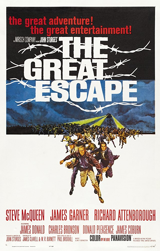 The Great Escape 1963 مترجم